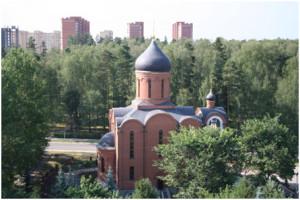 Храм св. вмц. Варвары