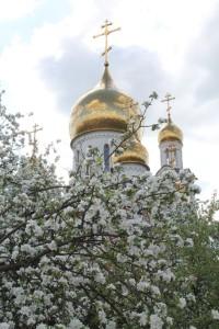 Экскурсия в Георгиевский собор, г. Одинцово