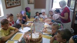 Воскресная школа 14 августа